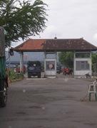 Gilimanuk port enterance